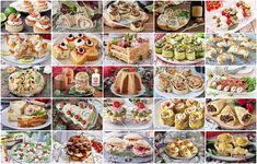 ANTIPASTI DA FARE A CAPODANNO facili e veloci Vol Au Vent, Pasta Salad, Recipies, Ethnic Recipes, Alice, Gastronomia, Crab Pasta Salad, Recipes
