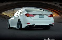 Lexus GS-F 5 Axis Edition
