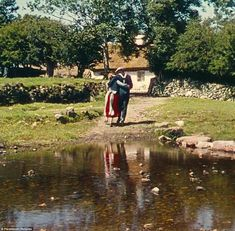 Scene from The Quiet Man