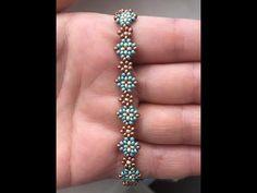 ÇOK AMAÇLI MODEL - YouTube Beaded Jewelry Designs, Necklace Designs, Diy Jewelry, Jewelry Making, Unique Jewelry, Seed Bead Patterns, Beaded Bracelet Patterns, Seed Bead Bracelets, Ankle Bracelets