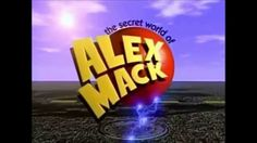 Alex Mack (alternate intro)