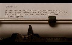 What is a screenplay? - A screenshot from Barton Fink. Photo credit: 20th Century Fox