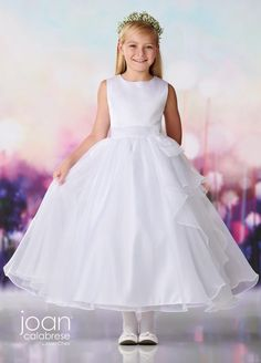 991531d5bc7 13 Delightful Joan Calabrese Girls Dresses (Flower Girl and First ...