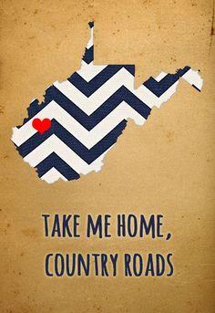 West Virginia pride!