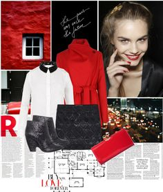 """Who run the world?"" by taritelemnar ❤ liked on Polyvore"