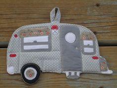 glaming style sewing | Made to orderCamping Potholder Camper potholder  by BSoriginals, $18 ...