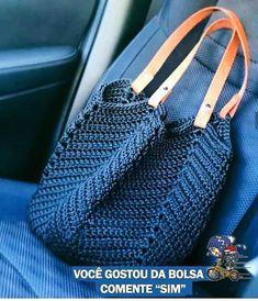 une idée de sac au crochet pour l'été : c'est maintenant qu'il faut y penser, un sac parfait pour les vacances mais pas que !!!