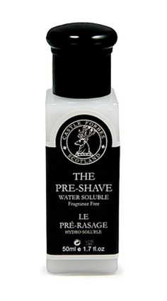 Castle Forbes Unscented The Pre Shave, Travel 50ml