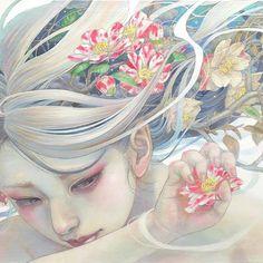 Hirano Miho (平野実穂) 1984-, Japanese Artist