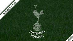 Tottenham Hotspur FC Football Logo HD Wallpaper