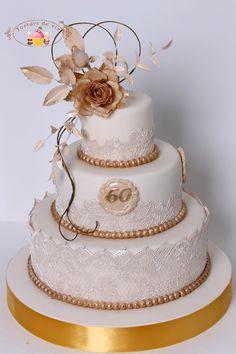 Tort pentru aniversarea a 60 de ani de casatorie