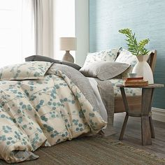 Our Organic Kimi Percale was featured as one of Maxwell's Daily Finds on Apartment Therapy!