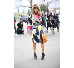Anna Dello Russo, editor-at-large et creative consultant de Vogue Japon
