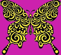 borboleta 370006568