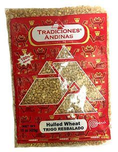 Tradiciones Andinas Hulled Wheat 15 oz