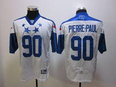 2012 Pro Bowl #90 white pierre-paul New York Giants jersey  ID:48104730  $20