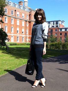 The Sporty Sweater | Sundaes Best