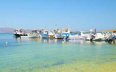 Der er så smukt i havnen i Agia Anna på Naxos i Grækenland. Læs mere om www.apollorejser.dk/rejser/europa/graekenland/naxos
