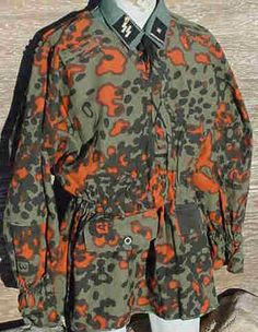 german camouflage patterns - Recherche Google