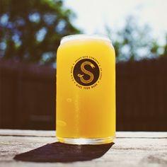 Verre à Bière Snake Bite® - Made in USA #soirée #design #tendance #apéro #apéritif #verre #transparent #objet #américain #lamaisondelonclesam
