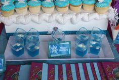 DISNEY'S FROZEN Birthday Party Ideas | Photo 8 of 28 | Catch My Party
