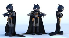 A Dark Knight tribute by Andrea Mancuso, via Behance