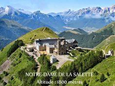 19 september FEEST O.L.V.van LA SALETTE:   (2016: 170 é verjaardag van de verschijning)      De verschijning van MARIA in LA SALETTE:  heiligdom van La Salette op 1800m.hoogte in de Franse Alpen. Het is een plaats waar je heel stil en héél erg onder de indruk komt van de Schoonheid van Gods schepping!!! (De hemel heeft mijn inziens juist hiervoor deze plaats uitgekozen!)