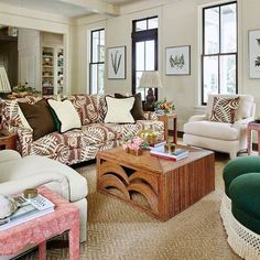 The Best Southern Decorating Tips of All Time: Mix Textures, Patterns, and Design Styles