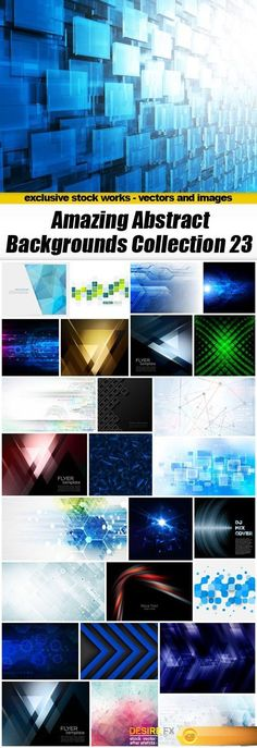Amazing Abstract Backgrounds Collection 23 http://www.desirefx.me/amazing-abstract-backgrounds-collection-23/