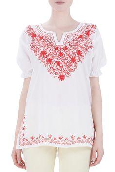 Imagine similară Floral Tops, Tunic Tops, Women, Fashion, Moda, Top Flowers, Fashion Styles, Fashion Illustrations