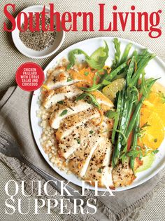 march 2015 recipe list southern living magazine recipe list and