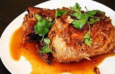 carne de porco com molho de laranja | Receitas Brasileiras e Portuguesas