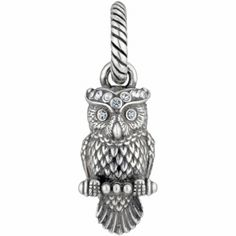 ABC Wisdom Owl Charm  available at #Brighton $15.00