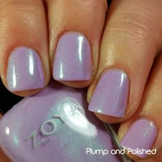 Zoya Leslie... swatched by Plump and Polished