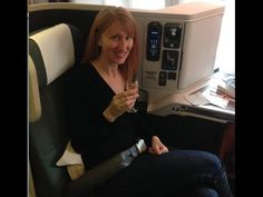 Review of Cathay Pacific Business Class