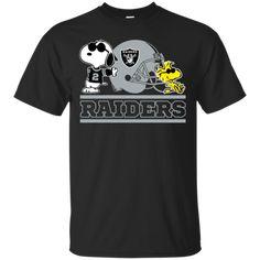 Oakland Raiders shirts Snoopy T-shirts Hoodies Sweatshirts - balana.shop