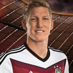 Bastian Schweinsteiger on We Heart It