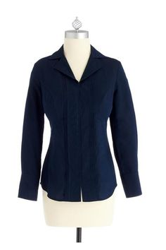 So expensive! But on the other hand, a sharp-looking button-down that wouldn't gape... *sigh* This one goes on my dream clothes list.