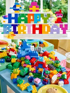 Got some LEGO DUPLO bricks? Then you've got yourself a LEGO DUPLO party! Colorful, creative, and thrifty, a LEGO DUPLO themed birthday party will please your child and your guests.