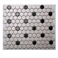 Best S Bathroom Images On Pinterest Bathroom Remodeling - 1940s bathroom floor tile