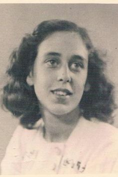 Jacqueline van Maarsen - 1943 Jacque and Anne met in 1941 at the Jewish Lyceum…