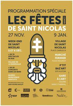 Découvrez le programme de la Saint-Nicolas à Nancy > http://www.nancy-tourisme.info/2015/11/27/programme-saint-nicolas-2015-a-nancy/