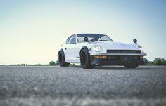 Datsun 240z modeled in 3ds max, rendered in KeyShot by smok.