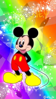 colors.quenalbertini: Mickey Mouse | Twitter