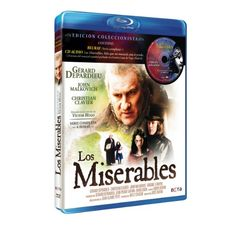 Los Miserables. Especial Brd + Cd (Import Movie) (European Format - Zone B-2)   #FreedomOfArt  Join us, SUBMIT your Arts and start your Arts Store   https://playthemove.com/SignUp