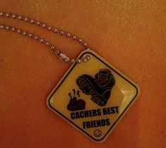 Cacher's Best Friend - Dog Poo Tag