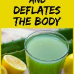 Drink to reduce belly fat