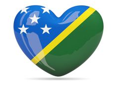 Heart icon. Download flag icon of Solomon Islands at PNG format