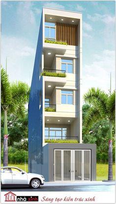 Nhà phố đẹp , thiết kế cao tầng sẽ giúp phân chia công năng hợp lý và thoải mái mang đến tiện ích cho gia chủ trong sinh hoạt và nghỉ ngơi