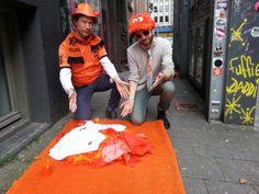 Evenmenteriehonk Worm wil azc's meer oranje kleuren   RTV Rijnmond